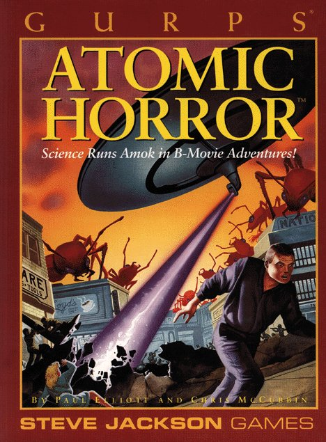 GURPS Atomic Horror