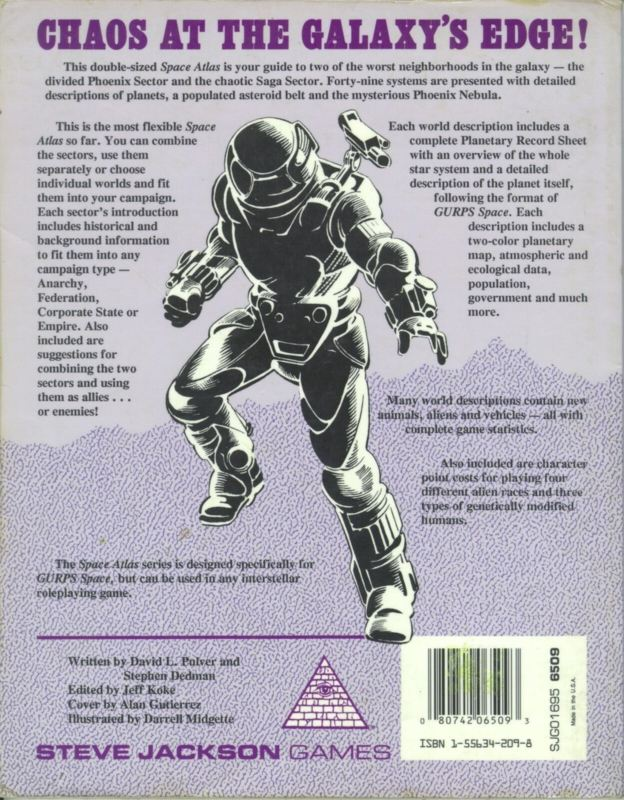 GURPS Space Atlas 4 (Back)