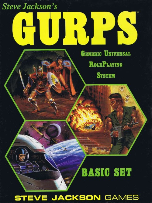 GURPS Basic Set, First Edition
