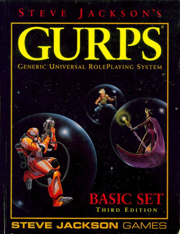 GURPS Basic Set, Third Edition