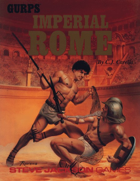 GURPS Imperial Rome, First Edition