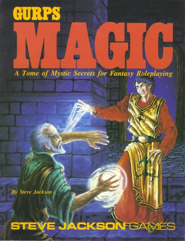 GURPS Magic, First Edition