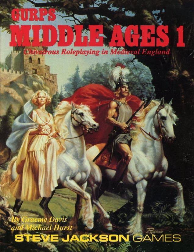GURPS Middle Ages 1, First Edition