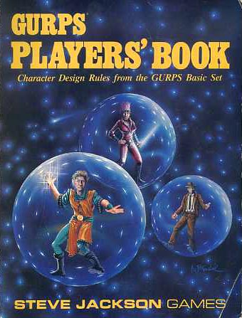 GURPS Players' Book