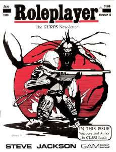 Roleplayer #14 - June 1989
