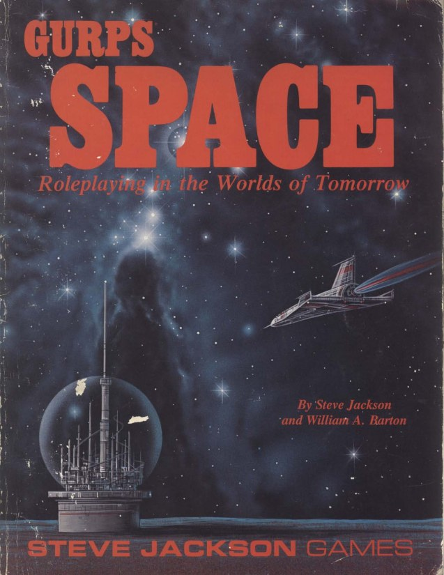 GURPS Space, First Edition