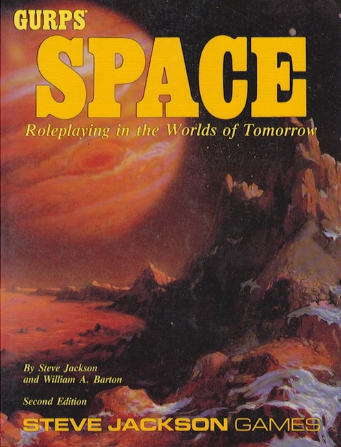GURPS Space, Second Edition