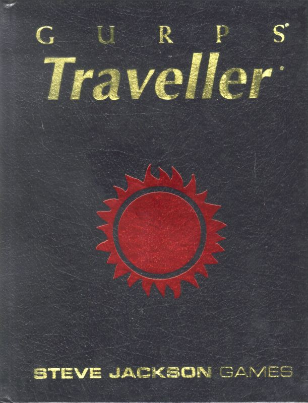GURPS Traveller, First Edition Limited Edition