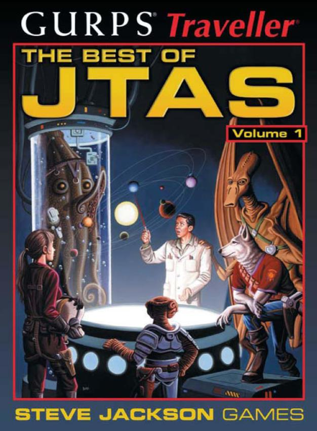 GURPS Traveller: Best of JTAS