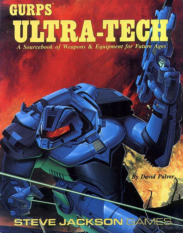 GURPS Ultra-Tech, First Edition