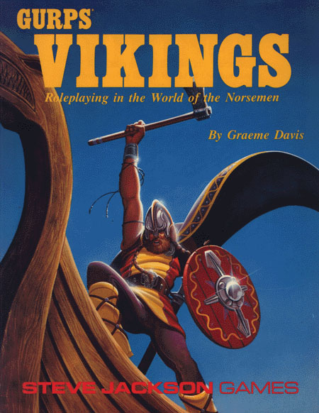 GURPS Vikings, First Edition