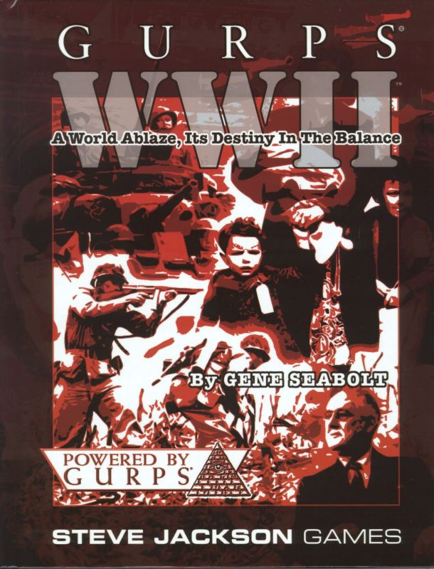 GURPS WWII Powered By GURPS